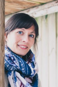 Portrait von Claudia Schauflinger