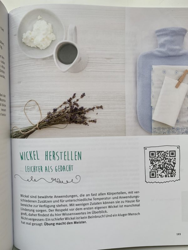 QR-Codes Rezept Videos